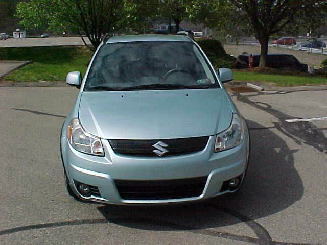 2009 Suzuki SX4 Crossover AWD 4dr Crossover 5M w/Touring Package - Pittsburgh PA