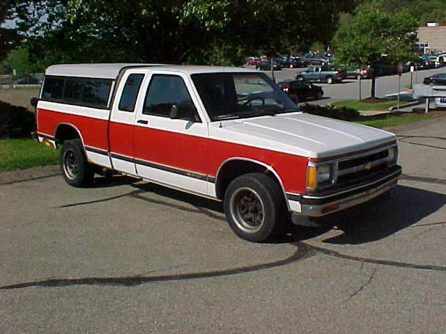 1991 Chevrolet S-10 2dr Tahoe Extended Cab SB - Pittsburgh PA