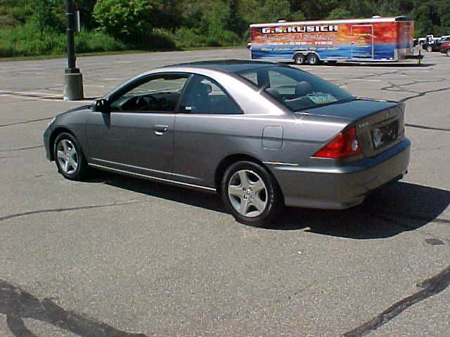 2004 Honda Civic EX 2dr Coupe - Pittsburgh PA