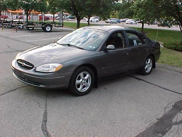 2002 Ford Taurus SE 4dr Sedan - Pittsburgh PA