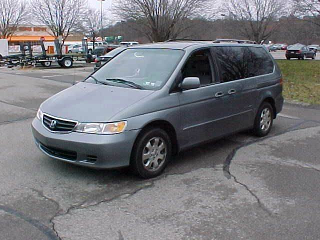 2002 Honda Odyssey 4dr EX-L Mini-Van w/Leather - Pittsburgh PA