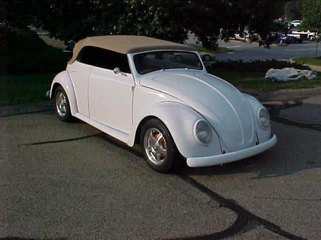 Used 1958 Volkswagen Beetle Convertible In Pittsburgh Pa