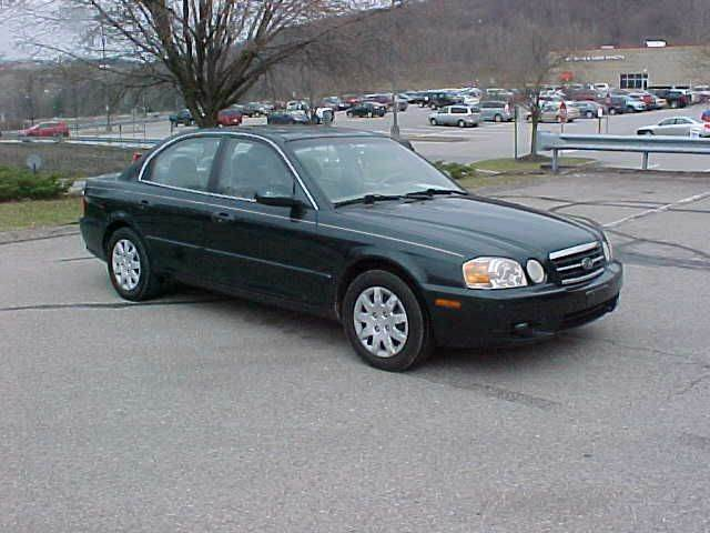 2004 Kia Optima EX 4dr Sedan - Pittsburgh PA