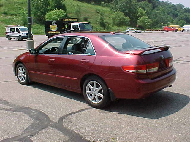 2004 Honda Accord EX V-6 w/Navi 4dr Sedan - Pittsburgh PA