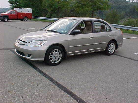 2004 Honda Civic for sale in Pittsburgh PA