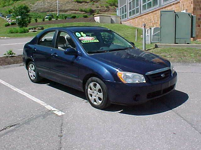 2006 Kia Spectra EX 4dr Sedan w/Manual - Pittsburgh PA