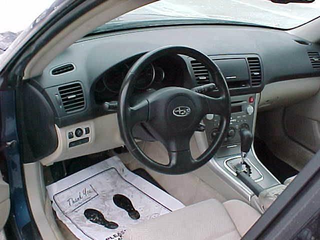 2007 Subaru Outback AWD 2.5i 4dr Wagon (2.5L F4 4A) - Pittsburgh PA
