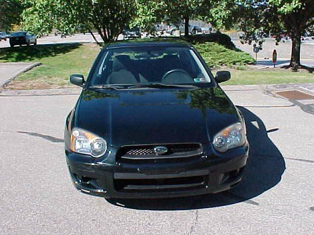 2005 Subaru Impreza AWD 2.5 RS 4dr Sedan - Pittsburgh PA