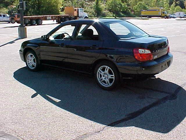 2005 Subaru Impreza AWD 2.5 RS 4dr Sedan - Pittsburgh PA