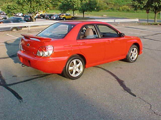 2006 Subaru Impreza AWD 2.5 i 4dr Sedan w/Automatic - Pittsburgh PA