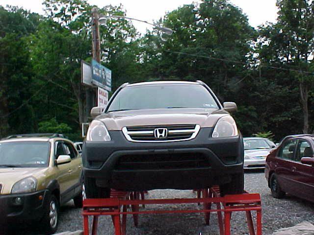 2002 Honda CR-V AWD EX 4dr SUV - Pittsburgh PA