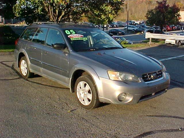 2005 Subaru Outback AWD 2.5i 4dr Wagon - Pittsburgh PA