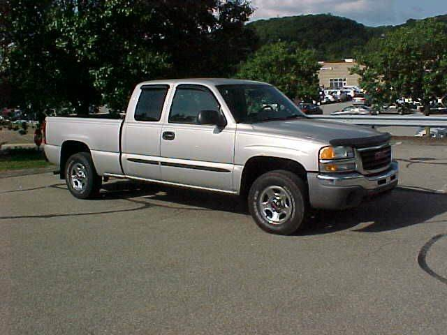 2004 GMC Sierra 1500 4dr Extended Cab 4WD LB - Pittsburgh PA