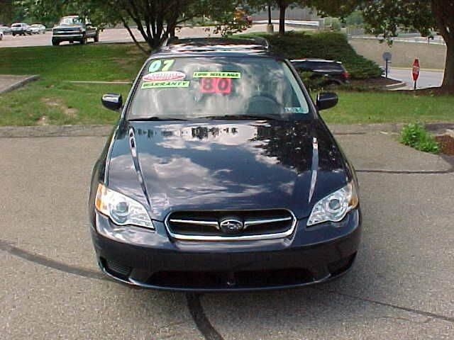2007 Subaru Legacy AWD 2.5i 4dr Wagon (2.5L F4 5M) - Pittsburgh PA