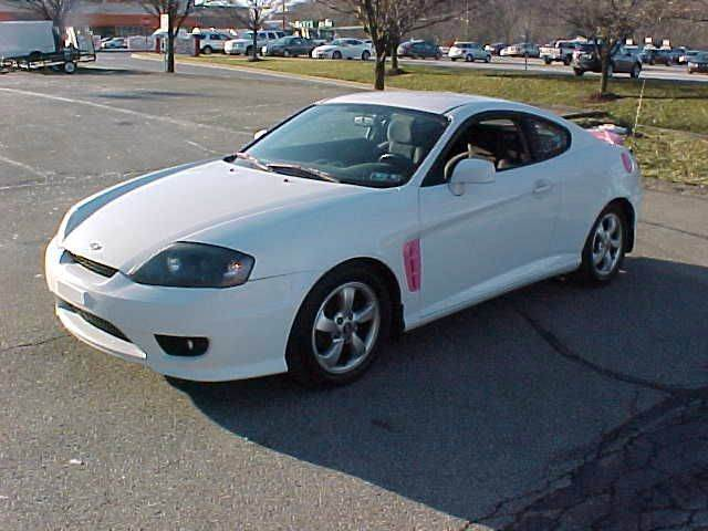 2006 Hyundai Tiburon GS 2dr Hatchback - Pittsburgh PA