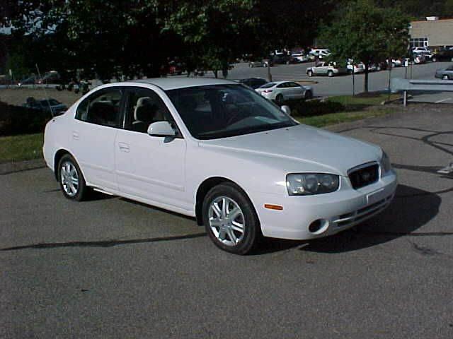 2002 Hyundai Elantra GLS 4dr Sedan - Pittsburgh PA