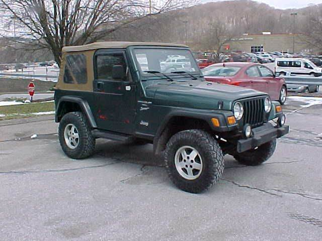 2001 Jeep Wrangler Sport 4WD 2dr SUV - Pittsburgh PA