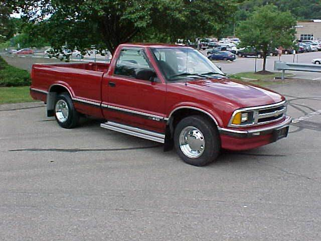 1994 Chevrolet S-10 2dr Standard Cab LB - Pittsburgh PA