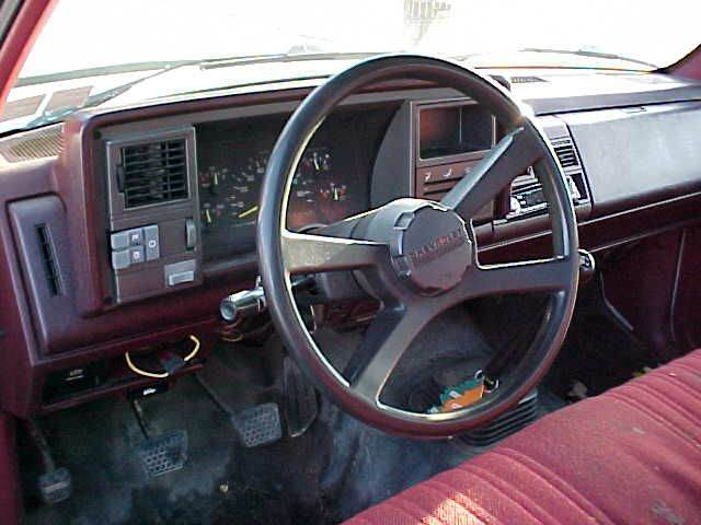 1994 Chevrolet C/K 1500 Series 2dr C1500 Cheyenne Standard Cab LB - Pittsburgh PA