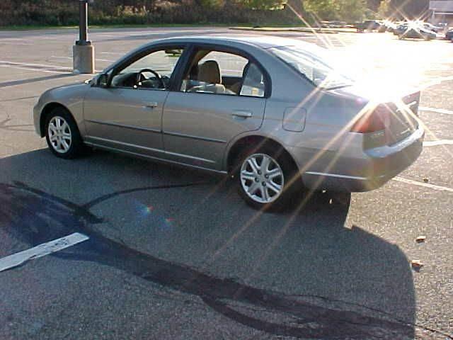 2003 Honda Civic EX 4dr Sedan - Pittsburgh PA
