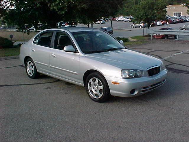 2003 Hyundai Elantra GLS 4dr Sedan - Pittsburgh PA
