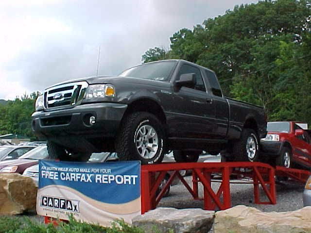 2011 Ford Ranger XLT SuperCab 4-Door 4WD - Pittsburgh PA