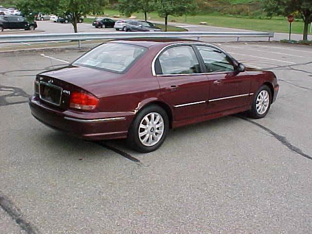 2004 Hyundai Sonata GLS 4dr Sedan - Pittsburgh PA