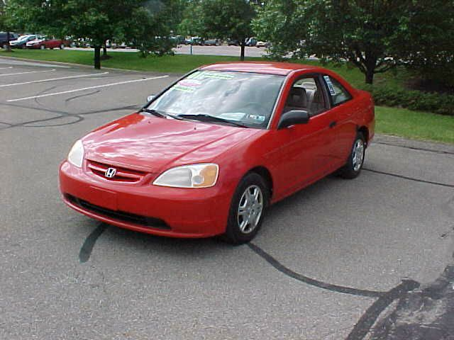 2001 Honda Civic LX 2dr Coupe - Pittsburgh PA