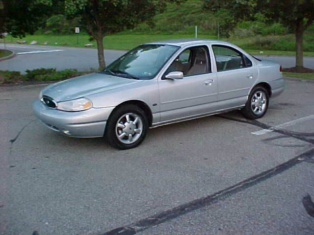 1999 Ford Contour SE 4dr Sedan In Pittsburgh PA