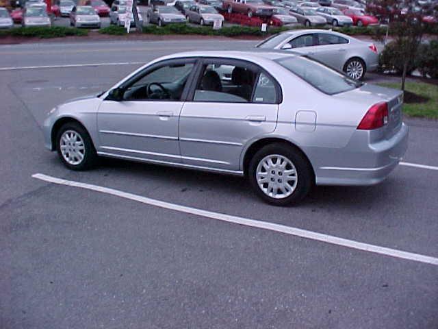 2005 Honda Civic LX 4dr Sedan - Pittsburgh PA
