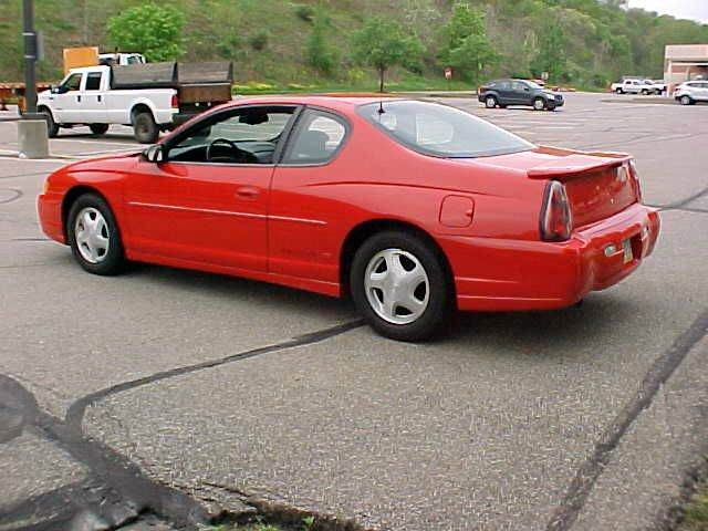 2002 Chevrolet Monte Carlo SS 2dr Coupe - Pittsburgh PA