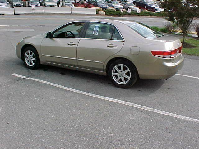 2003 Honda Accord EX V-6 4dr Sedan - Pittsburgh PA