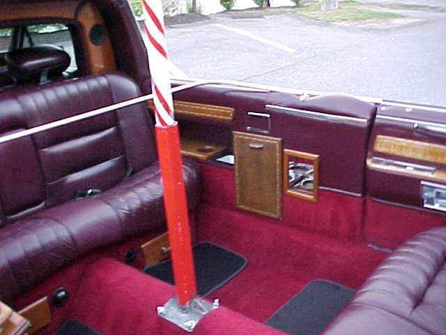 1988 Lincoln Town Car STRIPPER POLE LIMO  - Pittsburgh PA