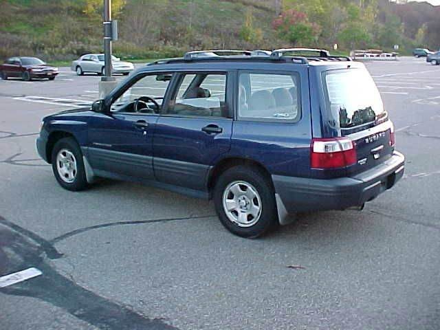 2002 Subaru Forester AWD L 4dr Wagon - Pittsburgh PA