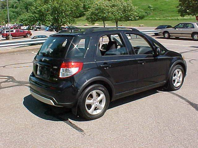 2009 Suzuki SX4 Crossover AWD Crossover 4dr 5M - Pittsburgh PA