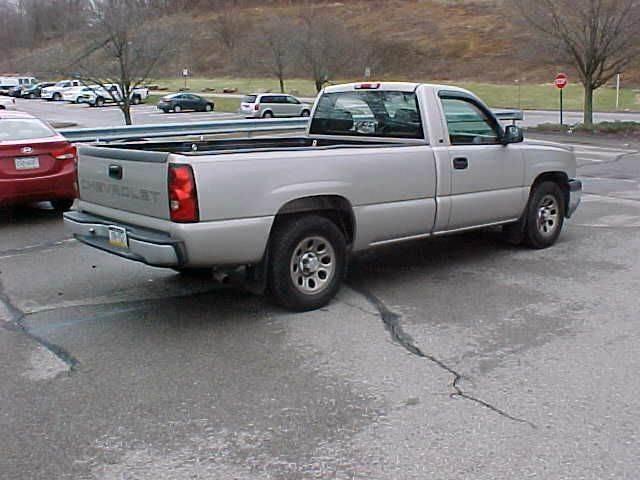 2005 Chevrolet Silverado 1500 2dr Standard Cab Rwd LB - Pittsburgh PA