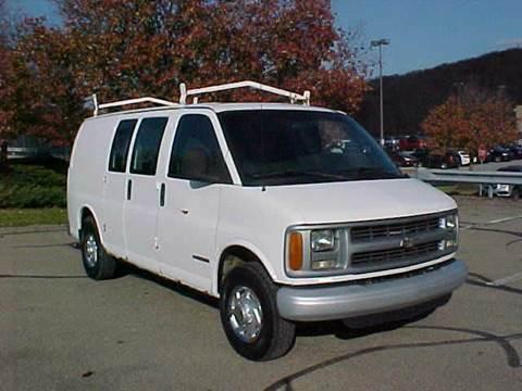2002 Chevrolet Express Cargo