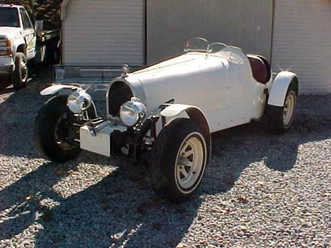 1927 Bugatti Bugatti Roadster Replica