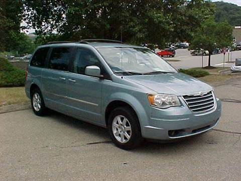 chrysler town and country for sale in pittsburgh pa. Black Bedroom Furniture Sets. Home Design Ideas