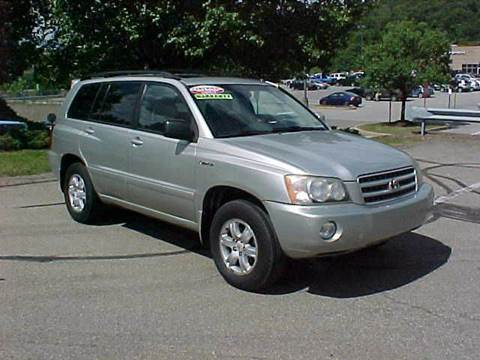 2003 Toyota Highlander for sale in Pittsburgh, PA