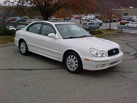 2002 Hyundai Sonata for sale in Pittsburgh, PA