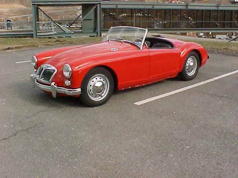1960 MG TF for sale in Pittsburgh, PA
