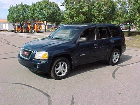 2004 GMC Envoy for sale in Pittsburgh, PA
