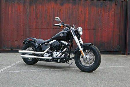2012 Harley-Davidson Softtail Slim