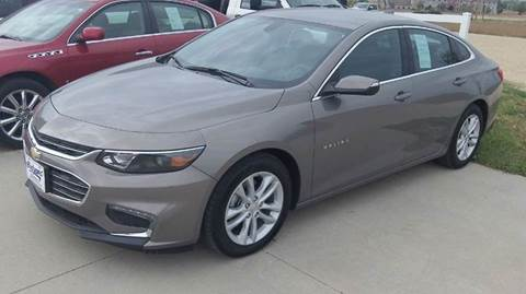 2017 Chevrolet Malibu for sale in Maquoketa, IA