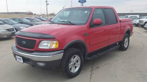 2002 Ford F-150 for sale in Maquoketa, IA