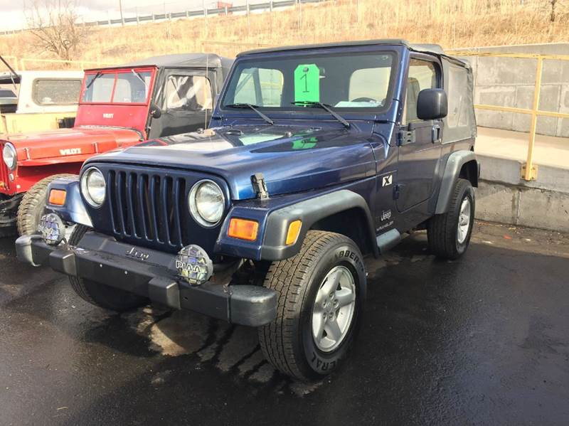 2003 jeep wrangler x 4wd 2dr suv in colorado springs co dream4x4. Black Bedroom Furniture Sets. Home Design Ideas