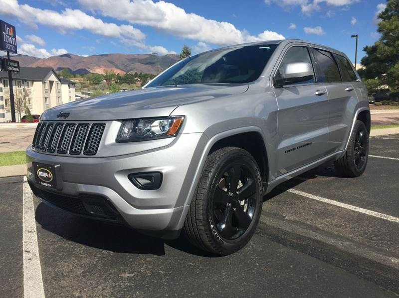 2015 jeep grand cherokee altitude 4x4 4dr suv in colorado. Black Bedroom Furniture Sets. Home Design Ideas