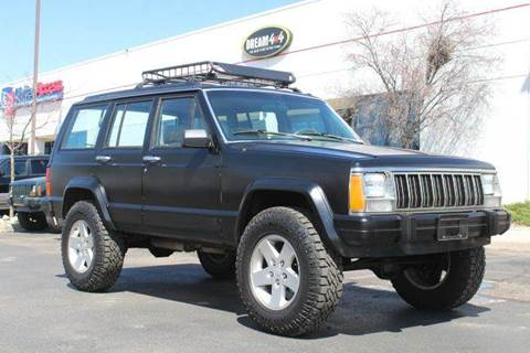 1992 Jeep Cherokee for sale in Colorado Springs, CO