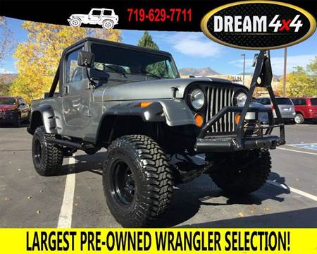 1982 Jeep Scrambler for sale in Colorado Springs, CO